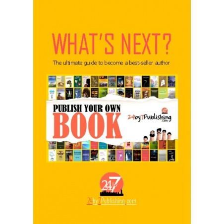 What's Next? an eBook to increase your book sales, become a best-seller