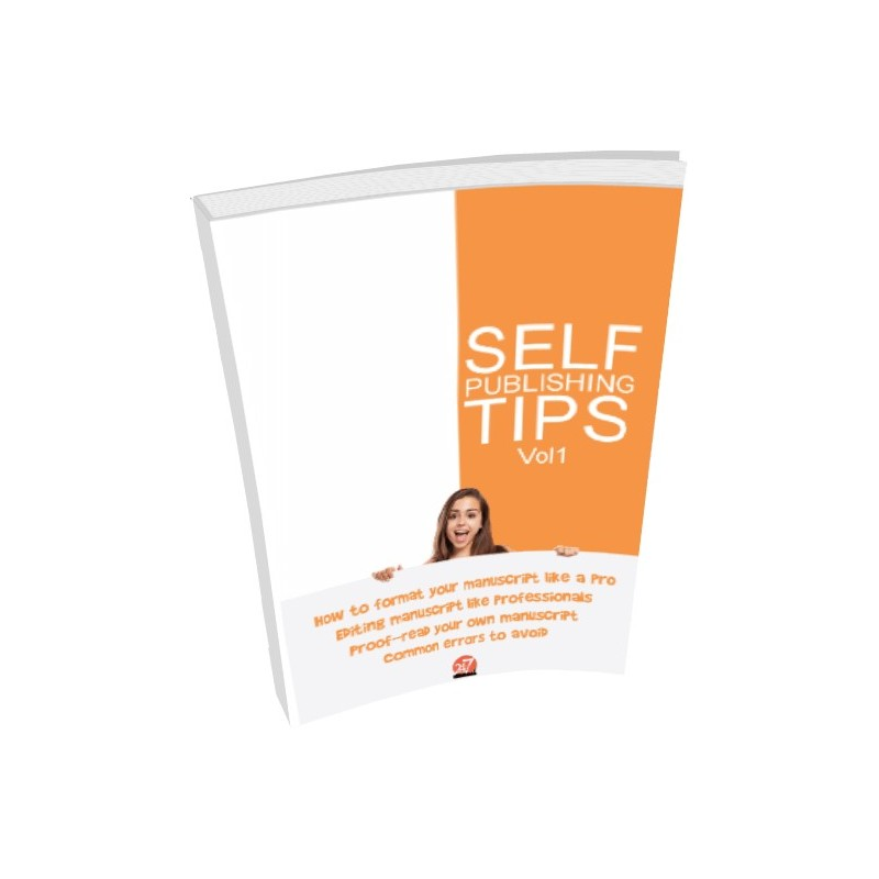 Self Publishing Tips by 24by7publishing.com