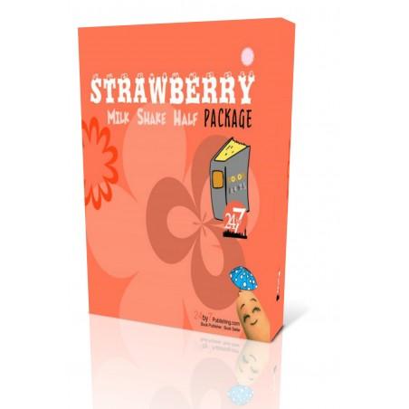 Strawberry Milk-shake [half] Package