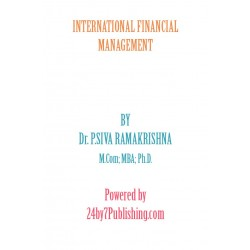 International Financial Management eBook by Dr. P. Siva Ramakrishna