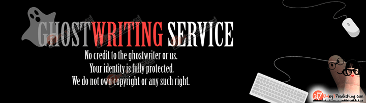 Ghost writing service
