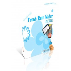 Fresh Rain Water Package