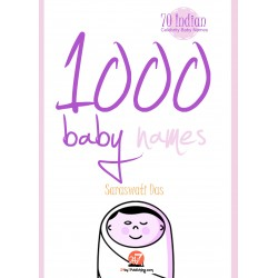 1000 Baby Names eBook by Saraswati Das