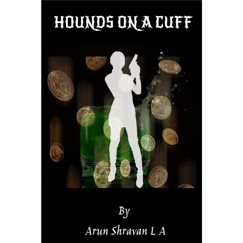 Hounds on a cuff by Arun Shravan L A