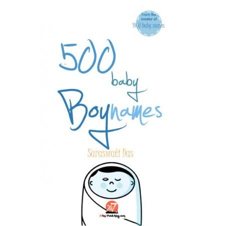 500 baby Boy Names