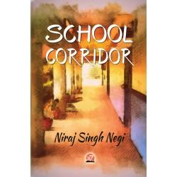 School Corridor by Niraj Singh Negi