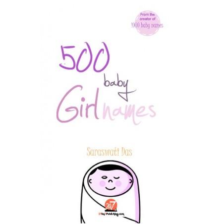 500 Baby Girl Names
