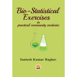 BIO-STATISTICALEXERCISES by Santosh Kumar Rachav