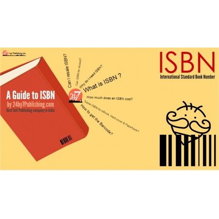 ISBN in India - an infographic (eBook)