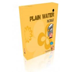 Plain Water Package