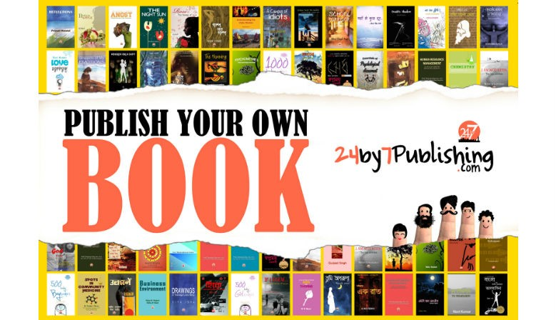 24by7 Publishing Books